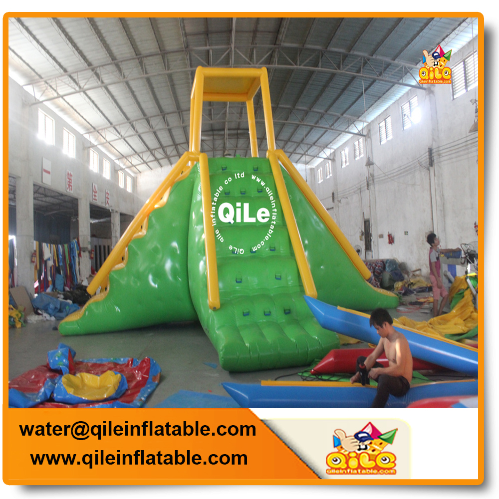 high quality Bouncia Giant Inflatable Floating Water Park Games for sale