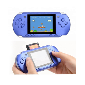 Retro Children Game Player Portable  Handheld Video Game Console Built-in 318 Games