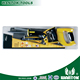 Double blister 4pcs garden hand saw set Combination hand tool kit Paper knife Jab saw