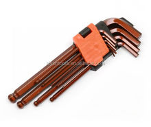 Top Quality L Type Allen Key/ Hex Wrench/ L Type Hex Key
