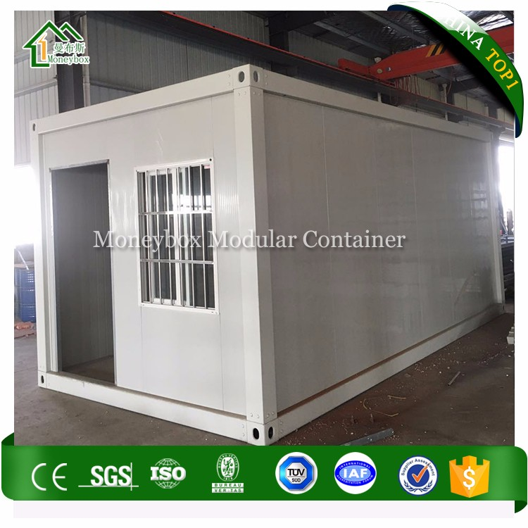 Low Cost Construction Site Ready Assembled Toilet