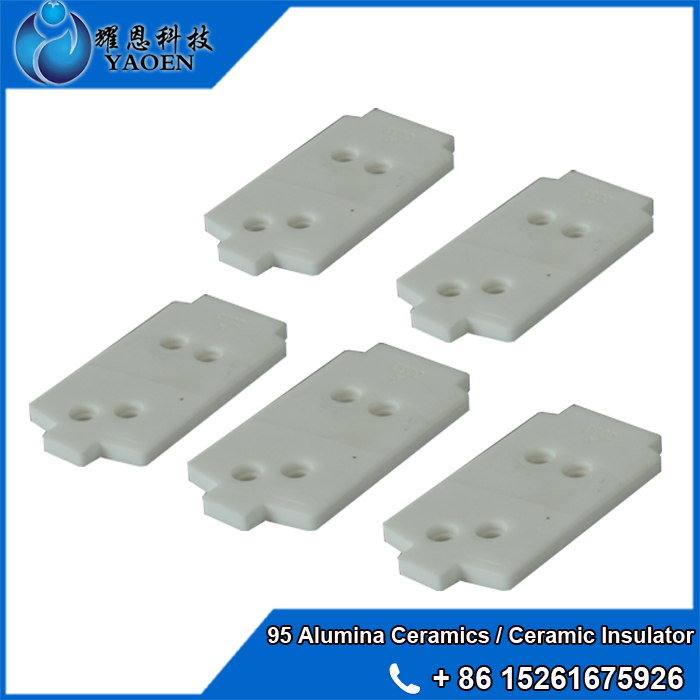 90% 95% 99% Al2O3 Alumina / Zirconia Plate / Ceramic Board / High Hardness