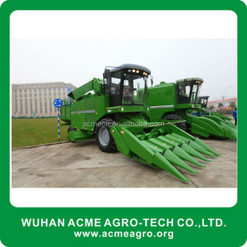 Good Selling Largest Output Types Of Combine Harvester For Sale - Buy  Largest Output Tractor Corn Combine Harvester,New Arrival Largest Output  Tractor