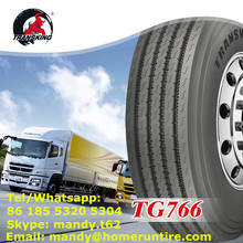 Chinese DOT/Smartway Truck Tire Manufacturer 295/75R22.5, 11R22.5, 11R24.5, 285/75R24.5