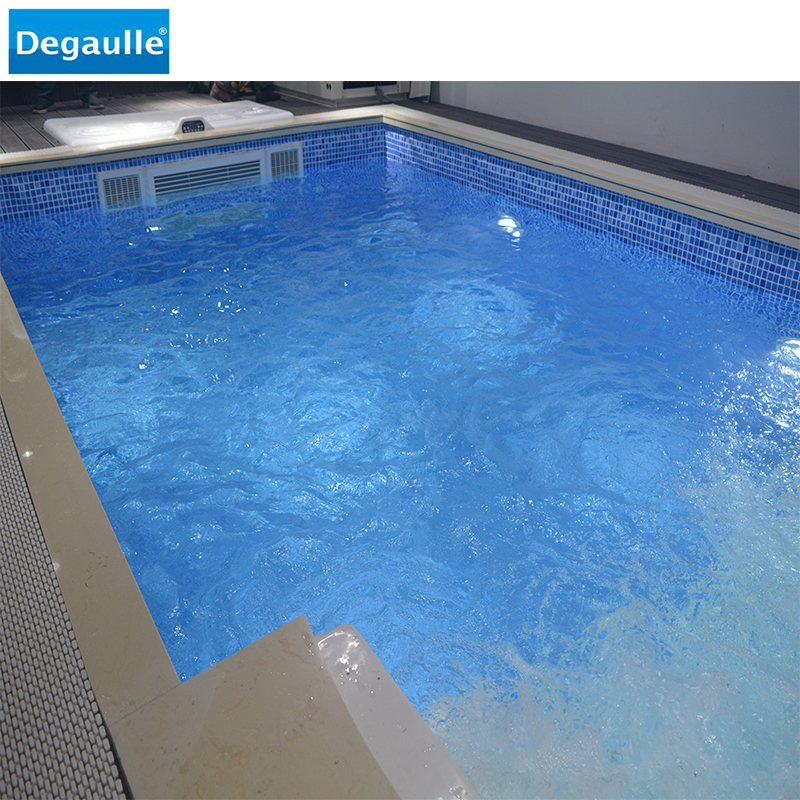 Degaulle Portable Shipping Container Spa Endless Swimming Pool For Sale -  Buy Shipping Container Swimming Pool For Sale,Swimming Pool Endless Pool  Spa ...