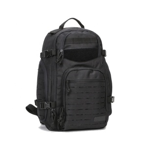 59104f66b6 Black Army Backpack