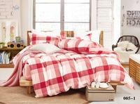 32s*32s 88*76 100% Cotton Single Size Vintage Pre-Washed Linen Bedding