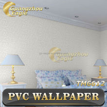 PVC Long-life Span Durable Bedroom Butterfly Girl Wall Paper Image