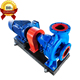 Belt Drive Water Pump with Motor for Irrigation