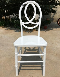 Wooden Rental Wedding Stacking Phoenix Chair