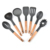 Cooking Tools Kitchen Tools Accessories Hot-selling Stocked Nylon and Wooden Handle Kitchen Utensils 7 Pieces