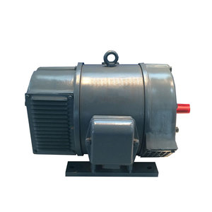 Z2-111 100KW 220V 1000RPM brush brushed dc electric motor used in printing industry