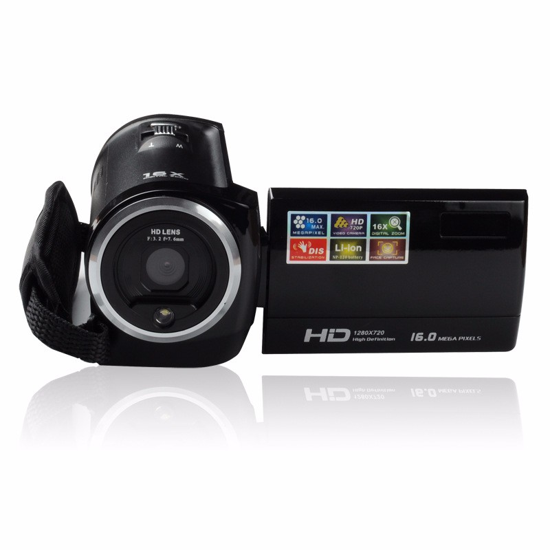 Internal Memory 32MB DDR 1.3 Mega pixels wholesale digital video camera DV-C6