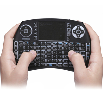 2.4G Mini Wireless Keyboard and Mouse with Touchpad for Raspberry Pi