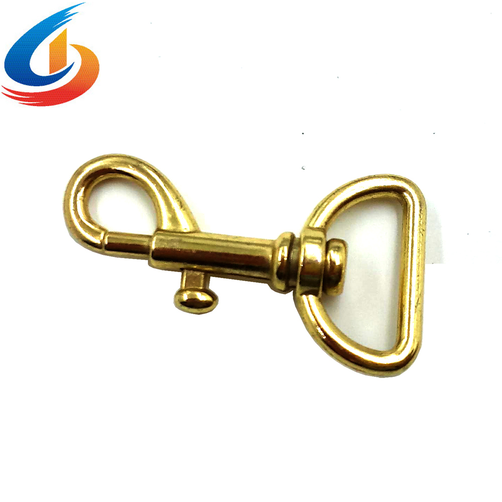 ITR-021 High precision CNC machining brass parts for custom key chain