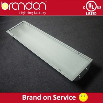 2x2 2x4 Fluorescent Light Fixture Plastic Cover With Ul Cul Listed ...