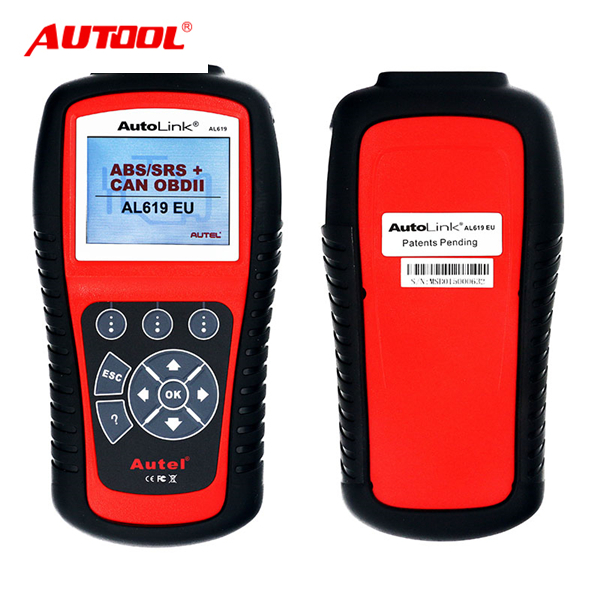 2017 Portable Vehicles utel Autolink AL619 Trouble codes Reader auto Diagnostic Autel AL619