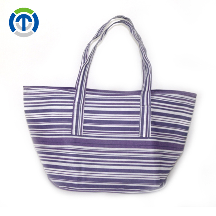 Promotional Cheap Customized Foldable Eco Fabric Recyclable Tote Non-Woven Shopping Bags