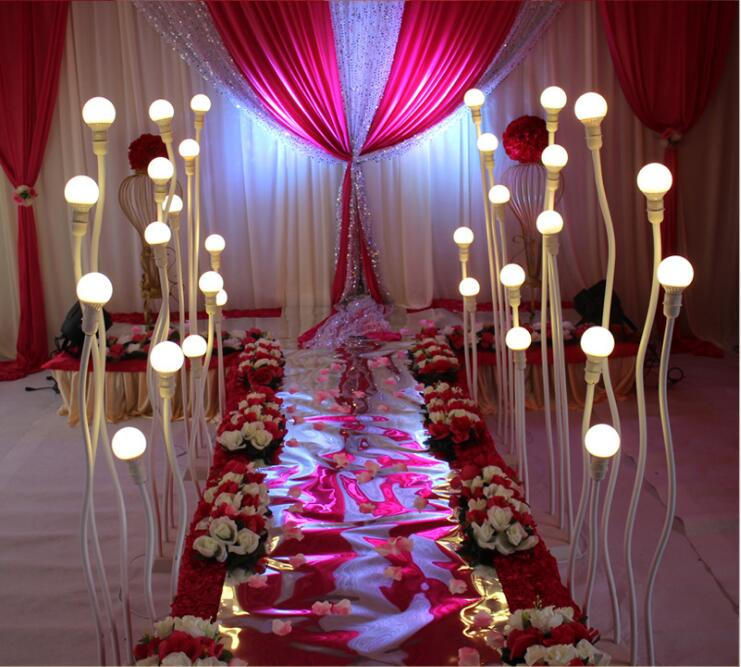 Modern Design wedding light road lead walkway lead road LED lights