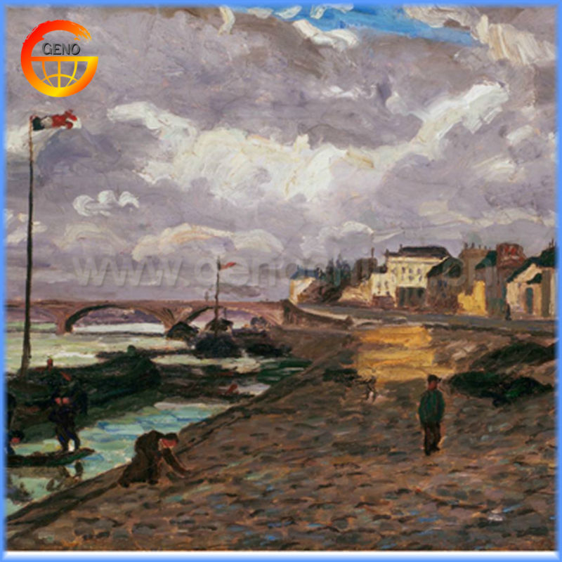 100% Handmade High quality impressionist oil painting buyers