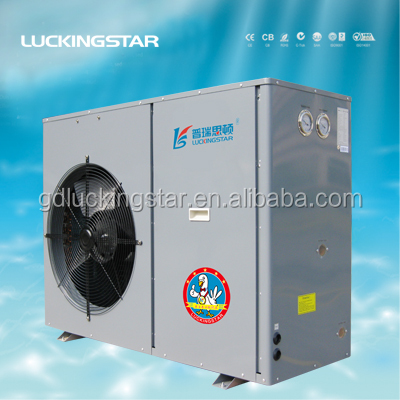 DC Inverter Heat Pump,EVI Split Type ,-25degree Low Temp ,R410A Refrigerant,10kW,25kW,40kW,60kW save 85% energy