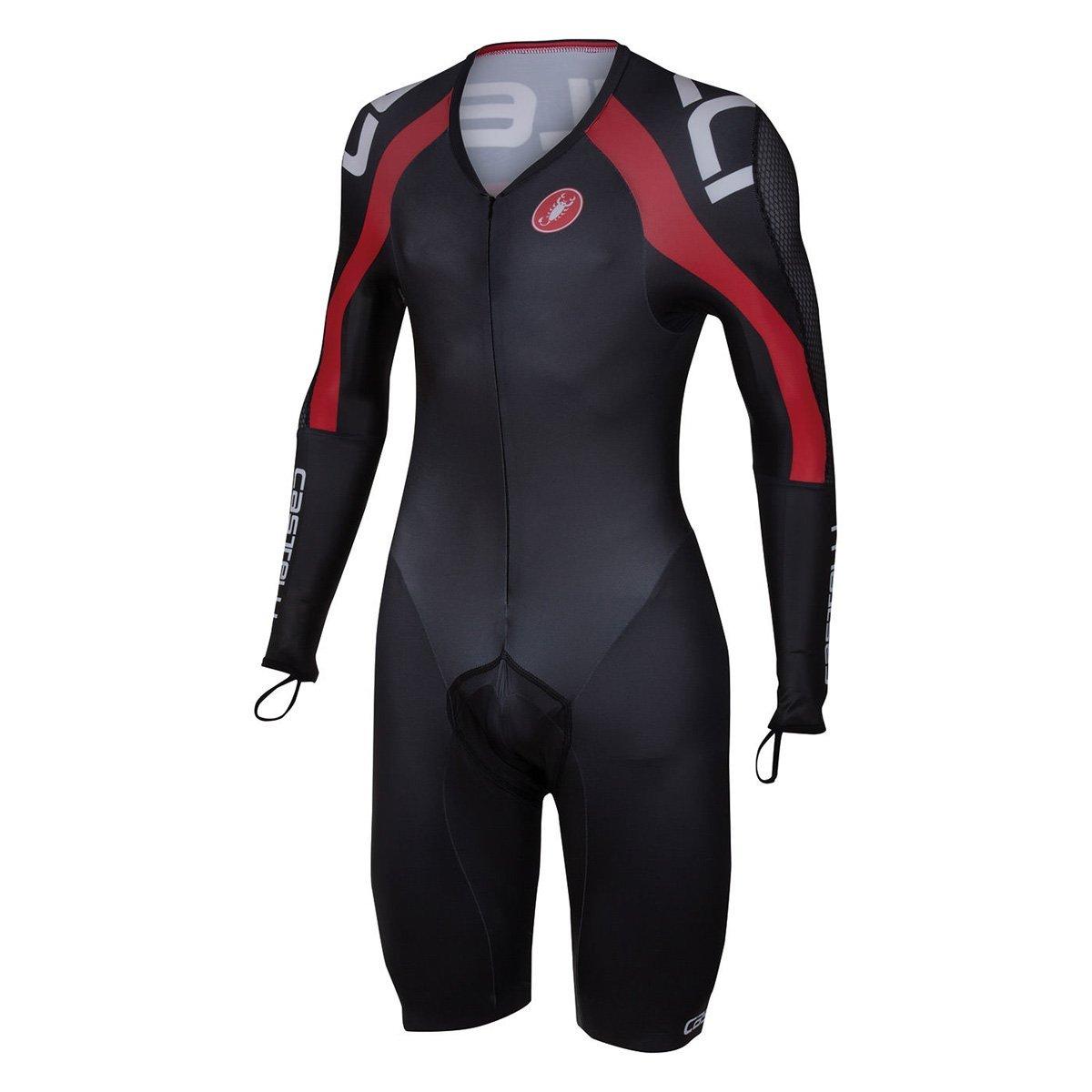 279c018ed Buy castelli mens body paint long sleeve cycling speed suit jpg 1200x1200 Long  sleeve speed suit