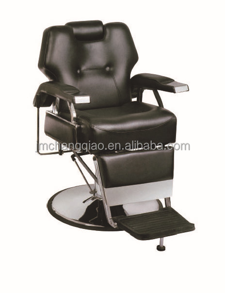 2017 High quality All stainless steel man barber chair/A-016 hairdressing chair/hair salon equipment/barber chair