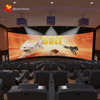 Commercial Investments Electrical 4dx Movie Theater x Rider 3d 4d 5d Cinema