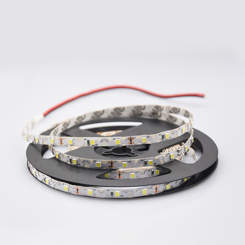 S Shape DC12V IP20 2835 SMD 60 <strong>LED</strong> Per Meter Flexible <strong>Led</strong> Strips