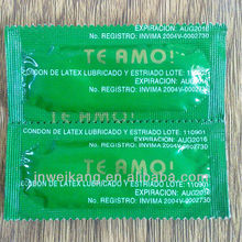 male delay time latex condom for export
