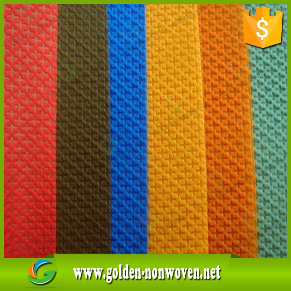 100% biodegradable non woven fabric for bags/Strong strength nylon non woven fabric/needle punched nonwoven