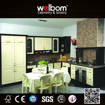 Modern royal set kitchen cabinets dubai buy kitchen for Kitchen set royal