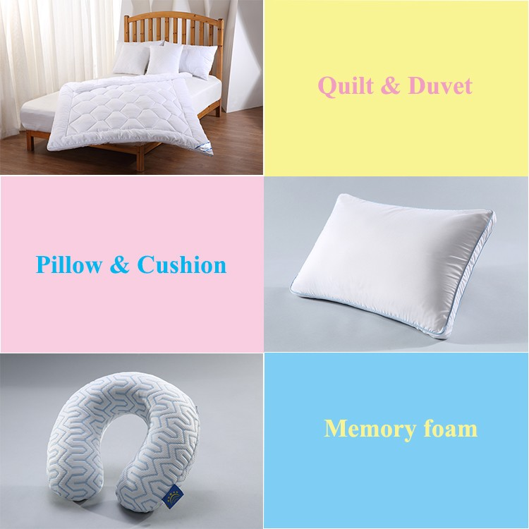 Wholesale hotel bedding super quality durable bed set king size bed quilt