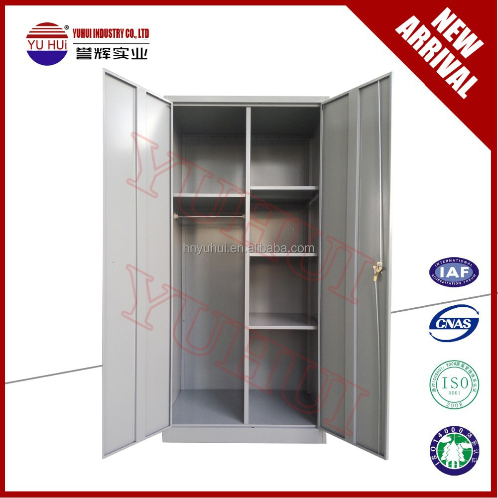 Locker Style Bedroom Furniture Ral Double Color Wardrobe Design Furniture Bedroom Metal