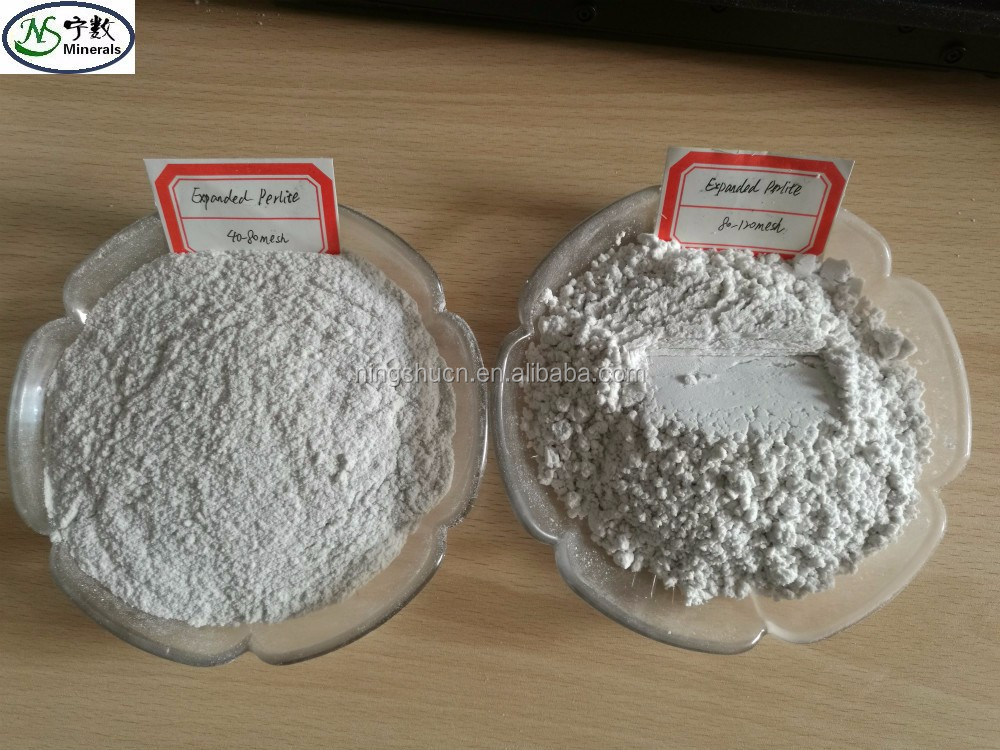 Light Weight Perlite Powder Granular Expanded Perlite