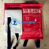 blankets wholesale anti fire blanket with pvc packing box