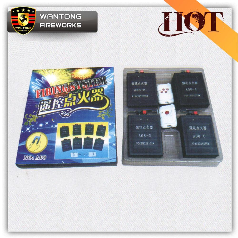 8 12 24 36 cue stage wireless remote control firework firing system