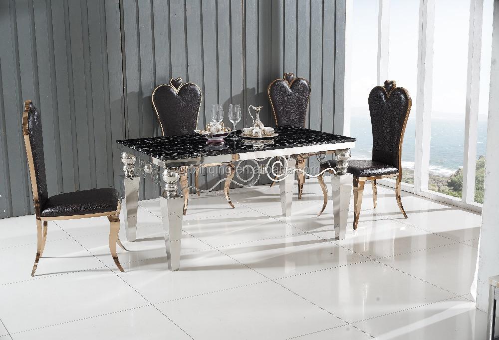 Piano in marmo tavolo da pranzo di nuovo disegno travertino marmo