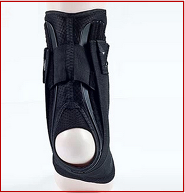 FDA CE sport neoprene orthopedic ankle support foot sleeves