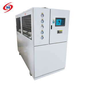 5hp air cooling chiller water cooled small industrial