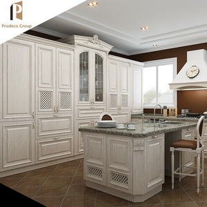 Customized Furniture Metal Kitchen Cabinets Sale