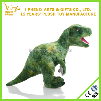 Soft Material Stuffed Large Dinosaur Toy Plush Lifelike Dinosaur Toy