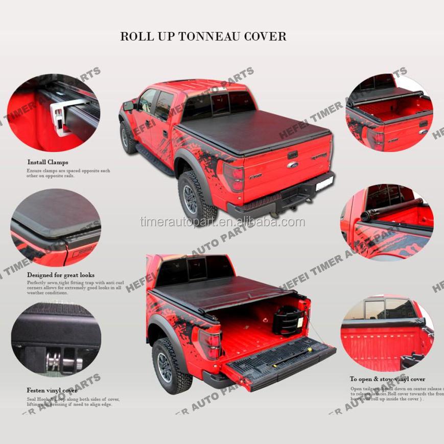Camion Piezas Y Accesorios Camioneta Cubre Para Toyota