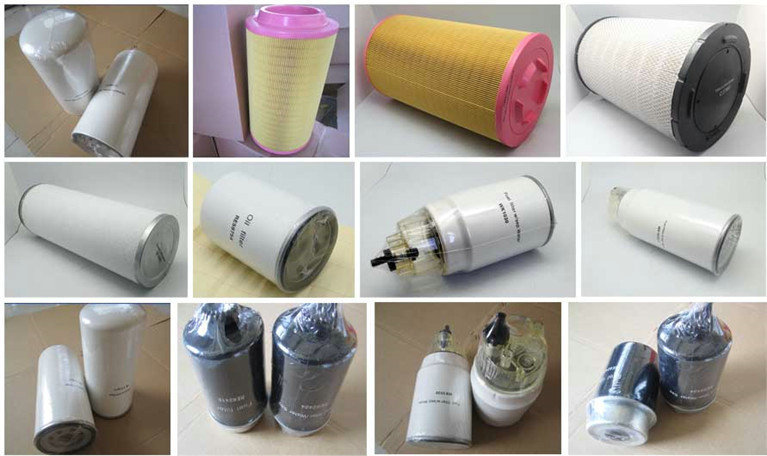 4I4051-(V836462576)High quality Tractor filter low price oil filter