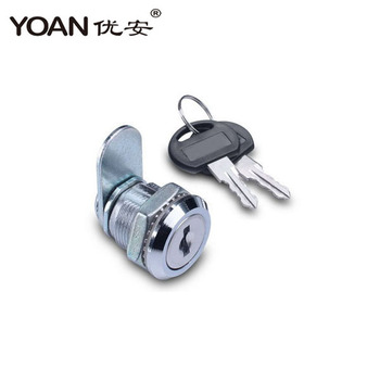 103 Zinc alloy furniture mailbox cabinet cam lock