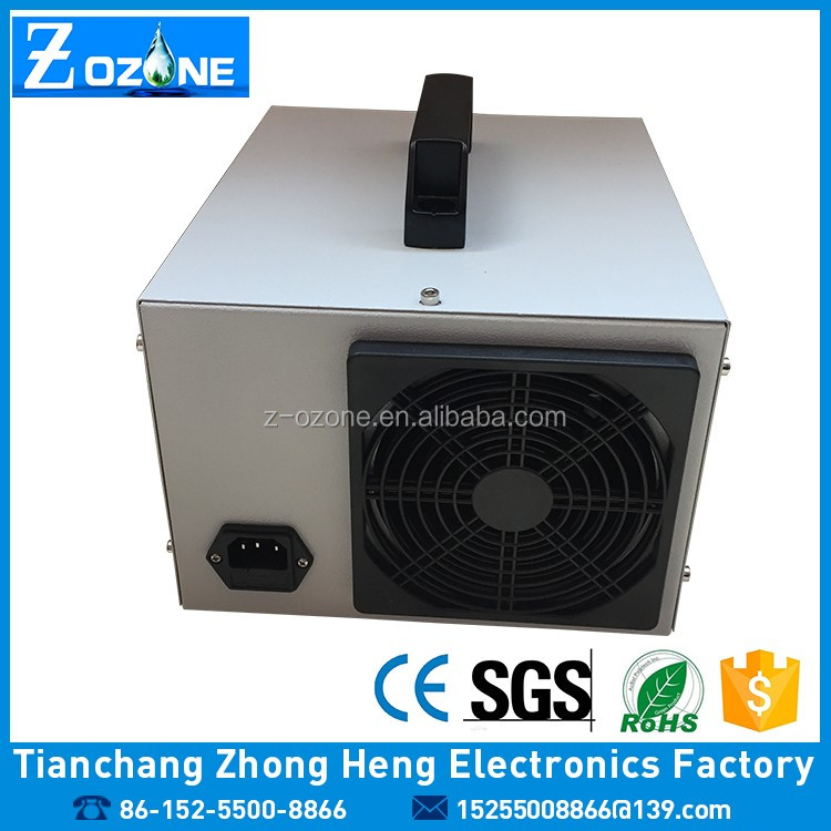 220V/110V Longevity Portable Ozone Generator For Air Purification