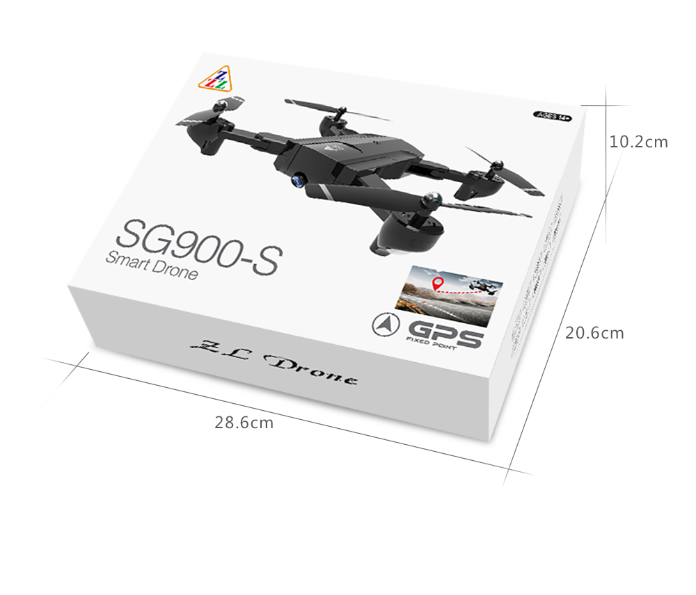 SG900 GPS Drone RC Quadcopter Remote Control Drone With 720P 1080P HD  Camera Follow Me Helicopter Professional Intelligence Dron, View SG900, ZL  Drone