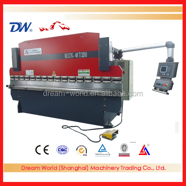 Free plate Hydraulic CNC press brake HIDRAULIC CNC PRESS BRAKE MANUFACTURERS from china