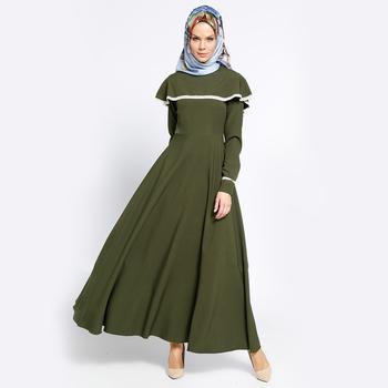 Zakiyyah 075 Modern Desain Abaya Islamic Cape Gaun Afrika Gaun Pesta Pakistan Gambar Buy Pakistan Partai Dress Abaya Islamic Gaun African Product On