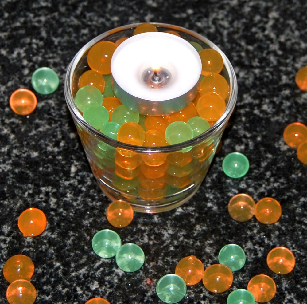 Water Balls Crystal Pearls Beads for orbeez toys refill Colorful